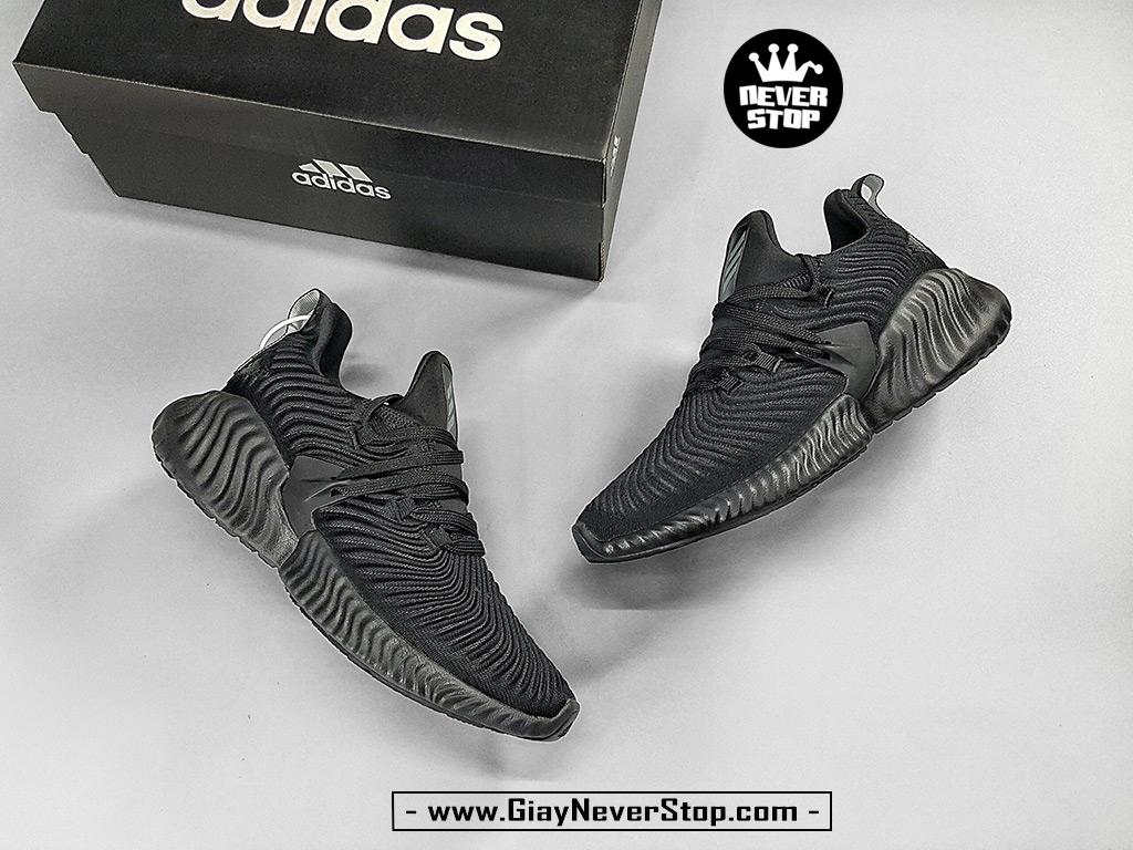 Giày tập gym Adidas Alpabounce Instinct đen full hàng chất lượng cao giá tốt HCM