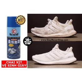 Chai vệ sinh giày