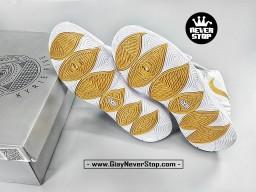 Giày NIKE KYRIE 5 TRẮNG VÀNG chuyên bóng rổ hàng sfake chuẩn đẹp giá tốt nhất HCM