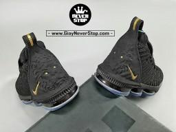 Giày NIKE LEBRON 16 ĐEN VÀNG bóng rổ nam hàng sfake chuẩn chất lượng cao hàng đẹp giá tốt nhất HCM