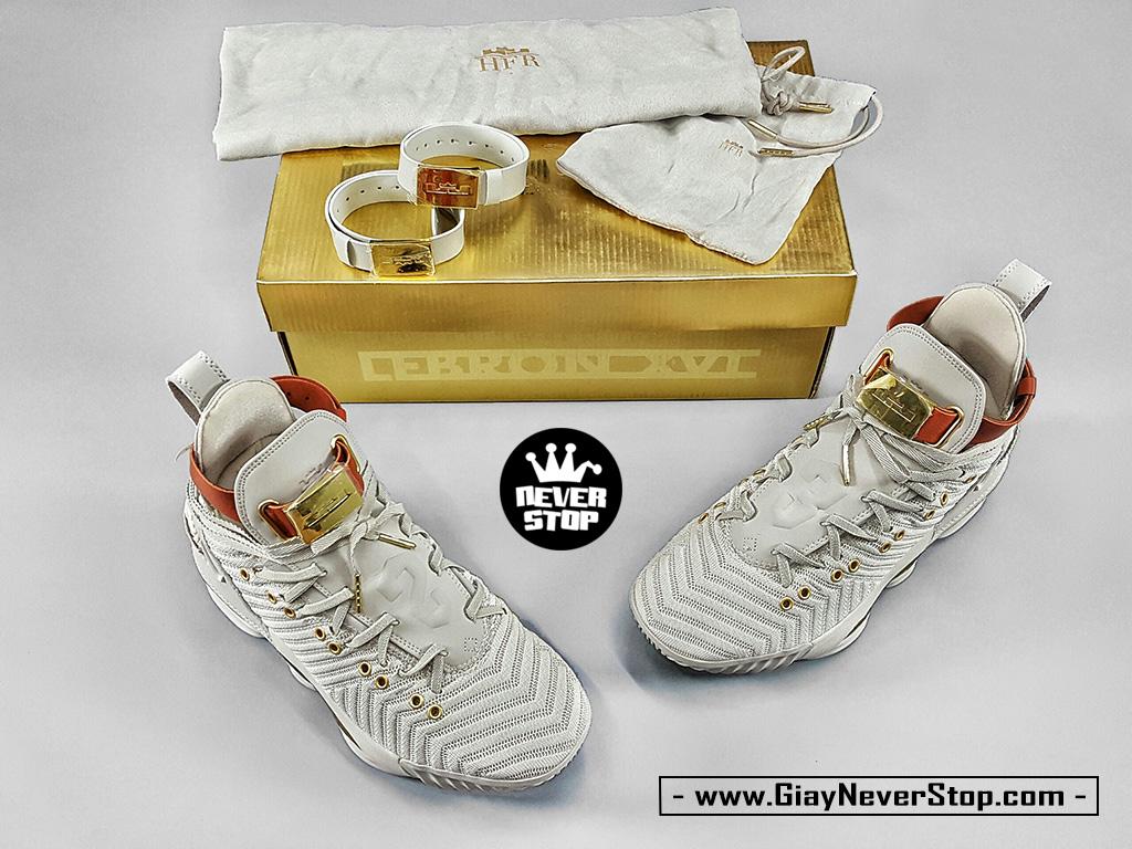 Giày LEBRON 16 HFR HARLEM thể thao bóng rổ nam hàng sfake chuẩn đẹp giá rẻ HCM